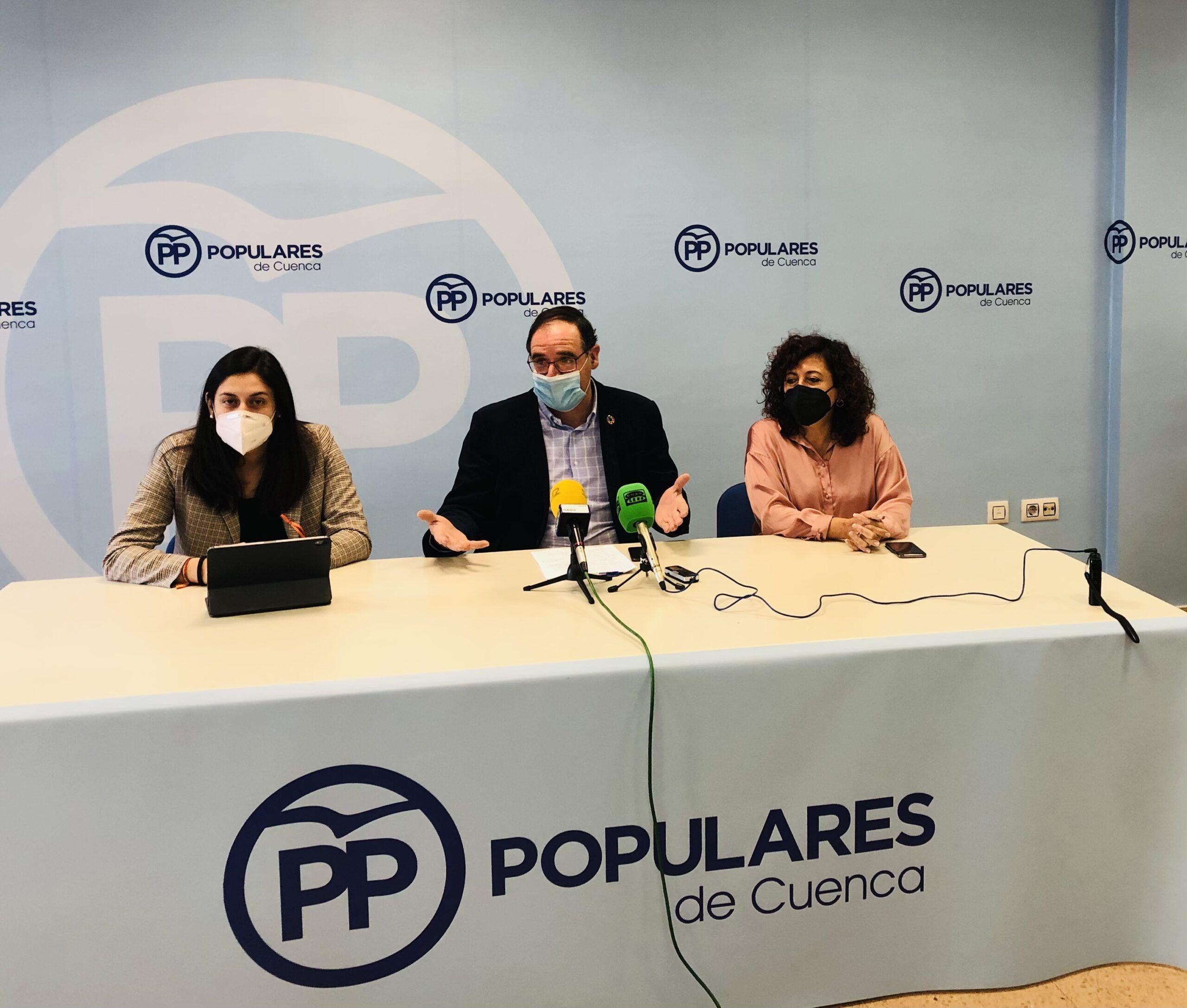 El PP centra sus enmiendas en reclamar a Sánchez autovías y carreteras para Cuenca e inversiones en turismo y patrimonio