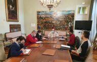 Se constituye la Mesa del Transporte de la Diputación de Guadalajara