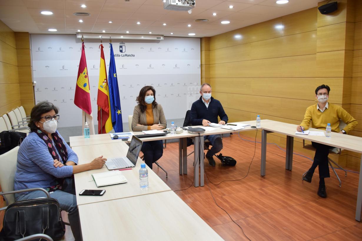 El proyecto Redera+ que coordina el Gobierno de Castilla-La Mancha avanza en su formato telemático con la presentación de iniciativas