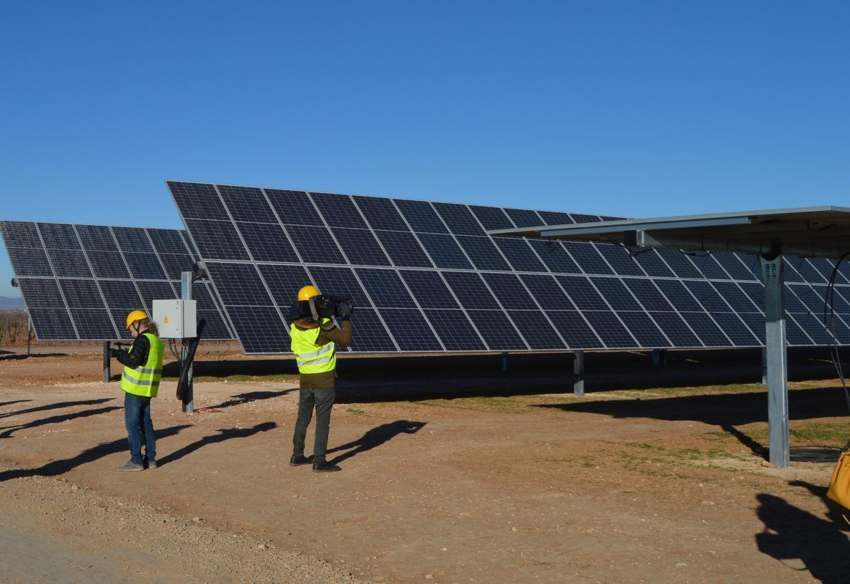 El Gobierno de Castilla-La Mancha ultima la tramitación para ejecutar ocho nuevas plantas de energías renovables con inversiones cercanas a los 110 millones de euros