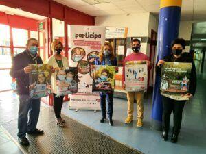 La Diputación distribuye más de 3.000 mascarillas a los 36 institutos de la provincia, dentro de la campaña YoMeCuidoXTi