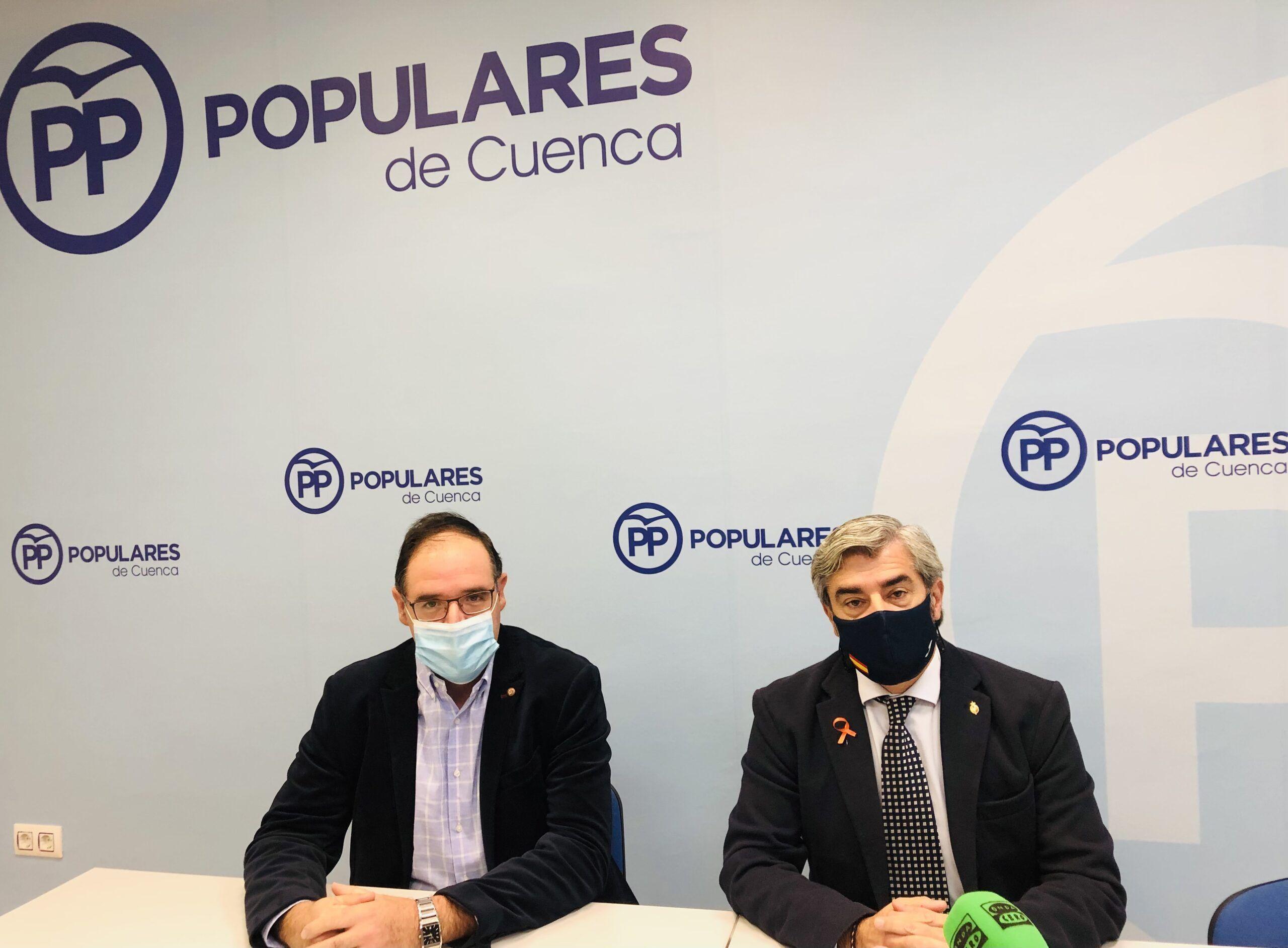 """Rodríguez: """"La Ley Celaá es el pago económico e ideológico de Sánchez a independentistas y Podemos para seguir en el Gobierno"""""""