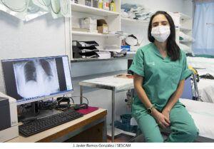 Un estudio en el que participa el Hospital de Guadalajara indica que las personas con EPOC tienen el doble de riesgo de infección por Covid-19 y tres veces más mortalidad