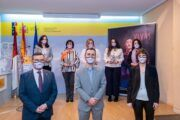 El delegado del Gobierno agradece la labor en la lucha contra la violencia machista y por la igualdad y pide el rechazo de toda la sociedad a cualquier tipo de violencia contra la mujer
