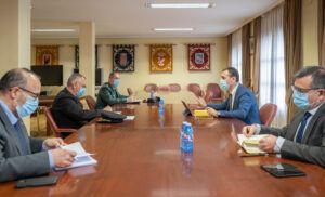 Tierraseca destaca el alto grado de cumplimiento de la ciudadanía ante las medidas adoptadas para contener la pandemia