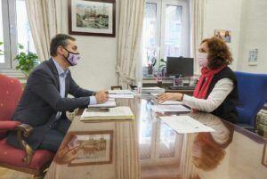 El delegado del Gobierno valora que Castilla-La Mancha sea beneficiaria de más de 3 millones de euros para paliar los daños ocasionados por temporales en numerosos municipios de la región