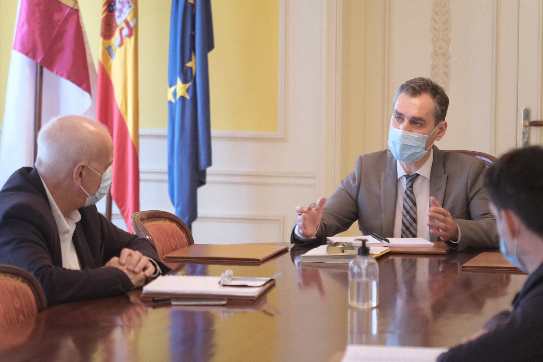 Tierraseca destaca el esfuerzo presupuestario en inversión en carreteras del Ejecutivo Central en Cuenca