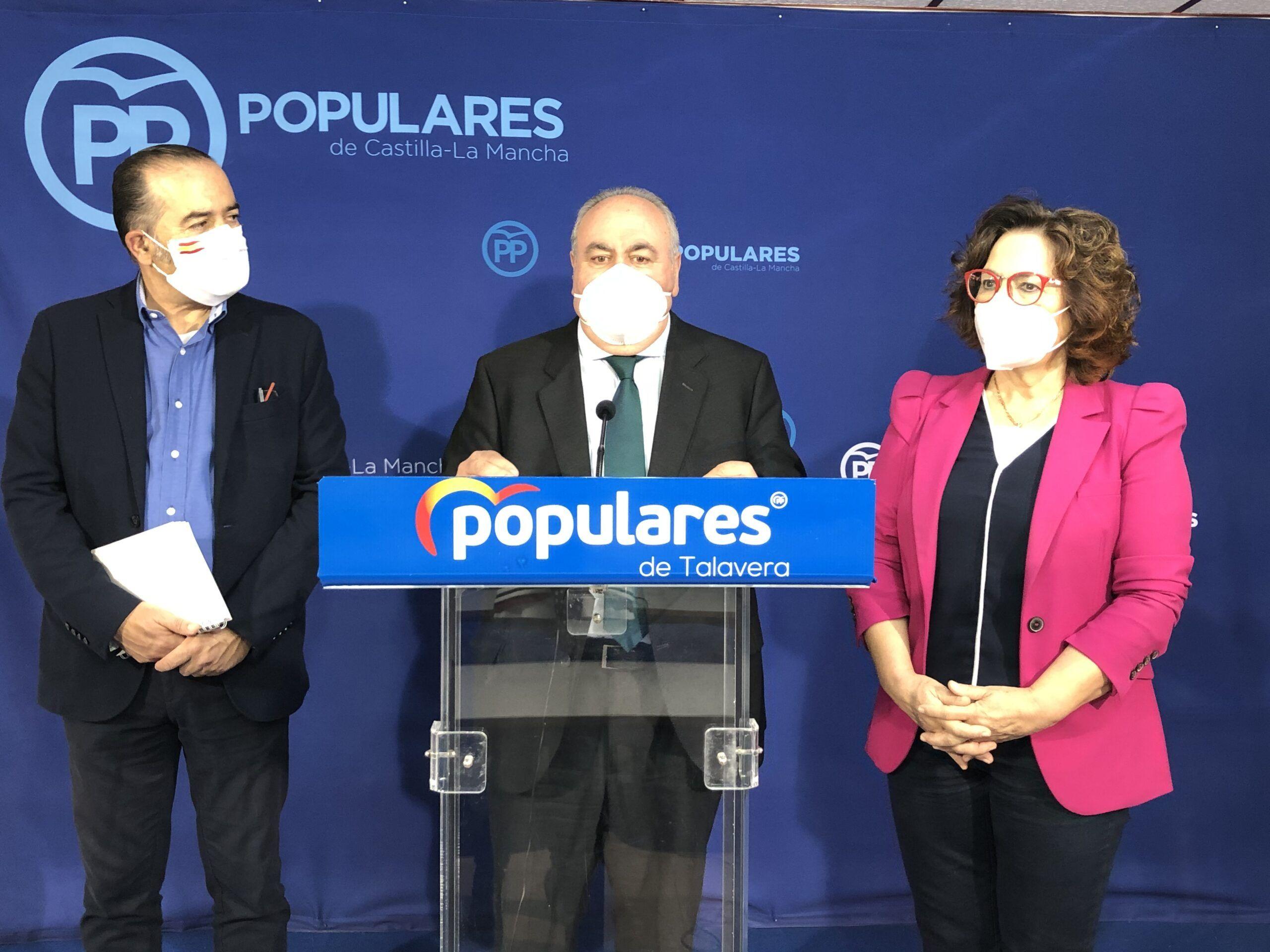 """Tirado y Riolobos exigen a Page que ordene a sus diputados que voten en contra """"de los presupuestos de la vergüenza"""""""