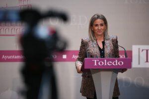 Tolón considera que la parada del AVE a Portugal en la ciudad potencia el sector industrial y generará riqueza y empleo