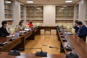 El Gobierno regional y el Gobierno central establecen la primera mesa bilateral del Transporte Rural