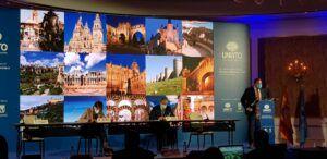 Cuenca y las Ciudades Patrimonio participan en la sesión plenaria de la Organización Mundial de Turismo en Madrid