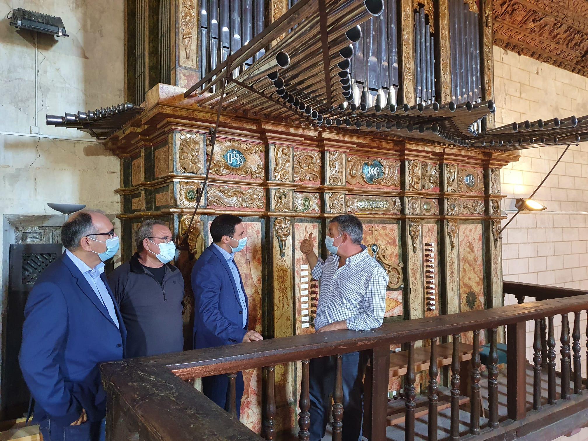 La Diputación concede una ayuda de 40.000 euros para reformar el frontón y construir un rocódromo en Cardenete