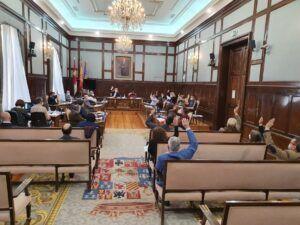 La Diputación aprueba ubicar oficinas de recaudación en los ayuntamientos de Molina y Sigüenza