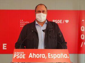El PSOE de Albacete aplaude el Acuerdo en Defensa del Agua de Castilla-La Mancha y reivindica sus beneficios para la provincia