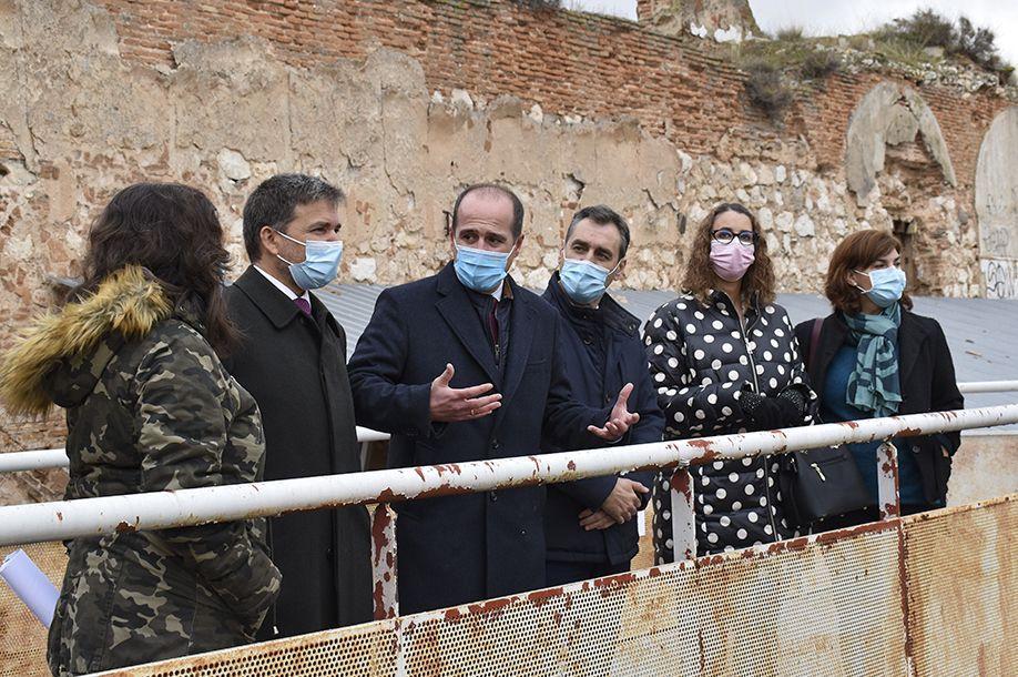 Las obras de la primera fase de restauración del Alcázar Real comenzarán al inicio de 2021