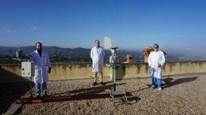 Alergólogos del Hospital de Toledo, premiados por un trabajo sobre la predicción de la cosecha de aceituna en función de la concentración de pólenes del olivo