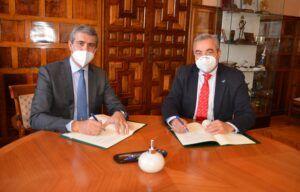 La Diputación colabora con Cruz Roja en la prevención de situaciones de riesgo y atención a personas mayores