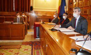 Unanimidad histórica en los presupuestos de la Diputación de Toledo para 2021