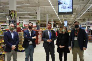 """El Gobierno regional destaca que """"alma del campo"""" de Castilla-La Mancha se promociona desde hoy a nivel nacional a través de los alimentos de calidad diferenciada"""