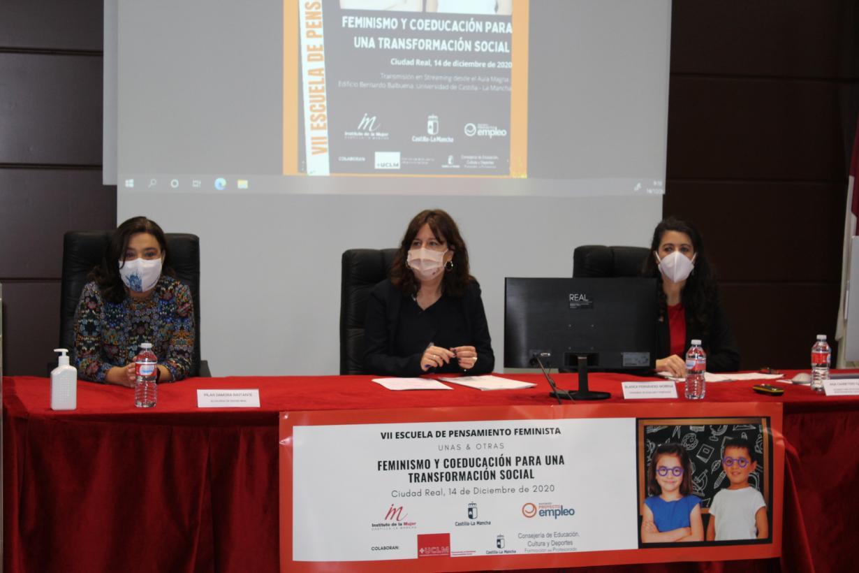 El Gobierno de Castilla-La Mancha subraya la necesidad de un modelo educativo inclusivo e igualitario como garantía de una sociedad más fuerte en valores democráticos