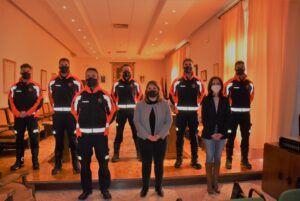 El Ayuntamiento de Talavera incrementa la plantilla con la incorporación de 5 nuevos efectivos en el Servicio de Extinción de Incendios
