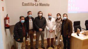 La Gerencia de Atención Integrada de Ciudad Real diseña un proyecto de dermatoscopia digital en los centros de salud