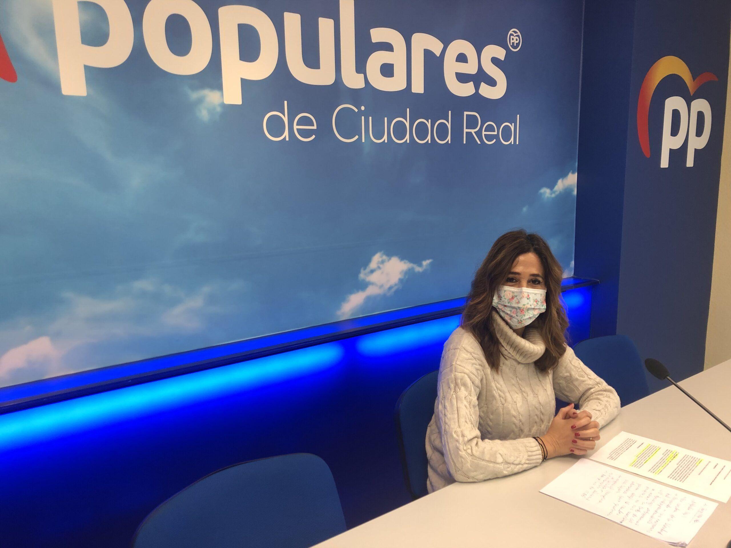 """Rosa Romero: """"Tenemos el peor gobierno en el peor momento de España que está generando desazón en las familias y máxima preocupación por las decisiones que está tomando"""""""