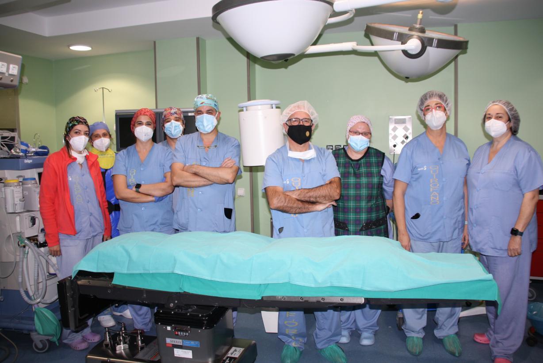 La Unidad del Dolor del Hospital Virgen de la Luz de Cuenca incorpora una novedosa técnica quirúrgica de electro-estimulación medular