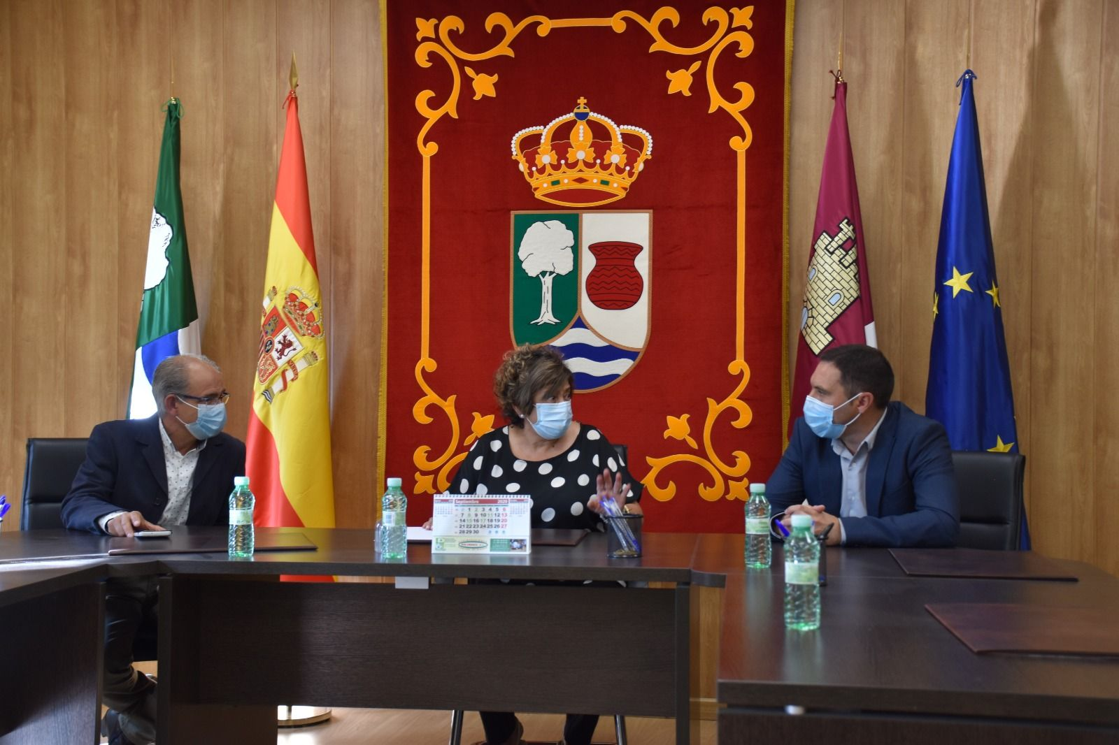 Martínez Chana se ha reunido o ha visitado al sesenta por ciento de los alcaldes y alcaldesas de la provincia de Cuenca