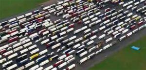 """El PP pide al Gobierno que traiga """"de forma inmediata"""" y """"con garantías"""" a los camioneros atrapados en Reino Unido"""