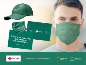 Eurocaja Rural y su Fundación lanzan la campaña #PackRuralSolidario a beneficio del Plan 'Cruz Roja RESPONDE Frente al Coronavirus'