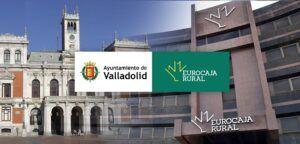 Eurocaja Rural rubrica una operación financiera con el Ayuntamiento de Valladolid
