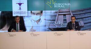 Eurocaja Rural reafirma su apoyo a los farmacéuticos toledanos facilitando 60 millones de euros