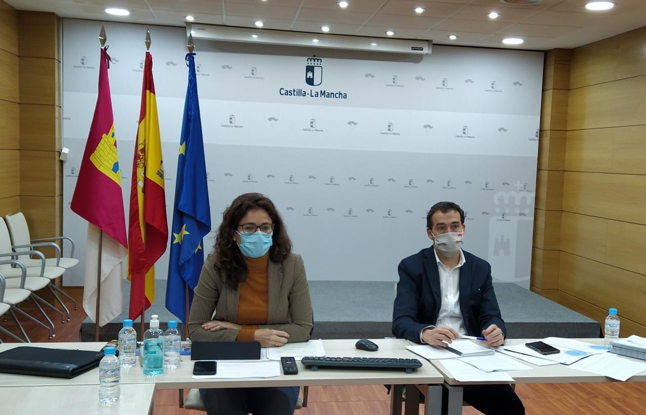 El Gobierno de Castilla-La Mancha prepara el nuevo Programa Operativo del Fondo Social Europeo+ para el periodo 2021-2027