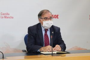 """Mora critica las enmiendas """"al peso"""" del PP al presupuesto de la Junta para 2021 y su falta de interés para negociar"""