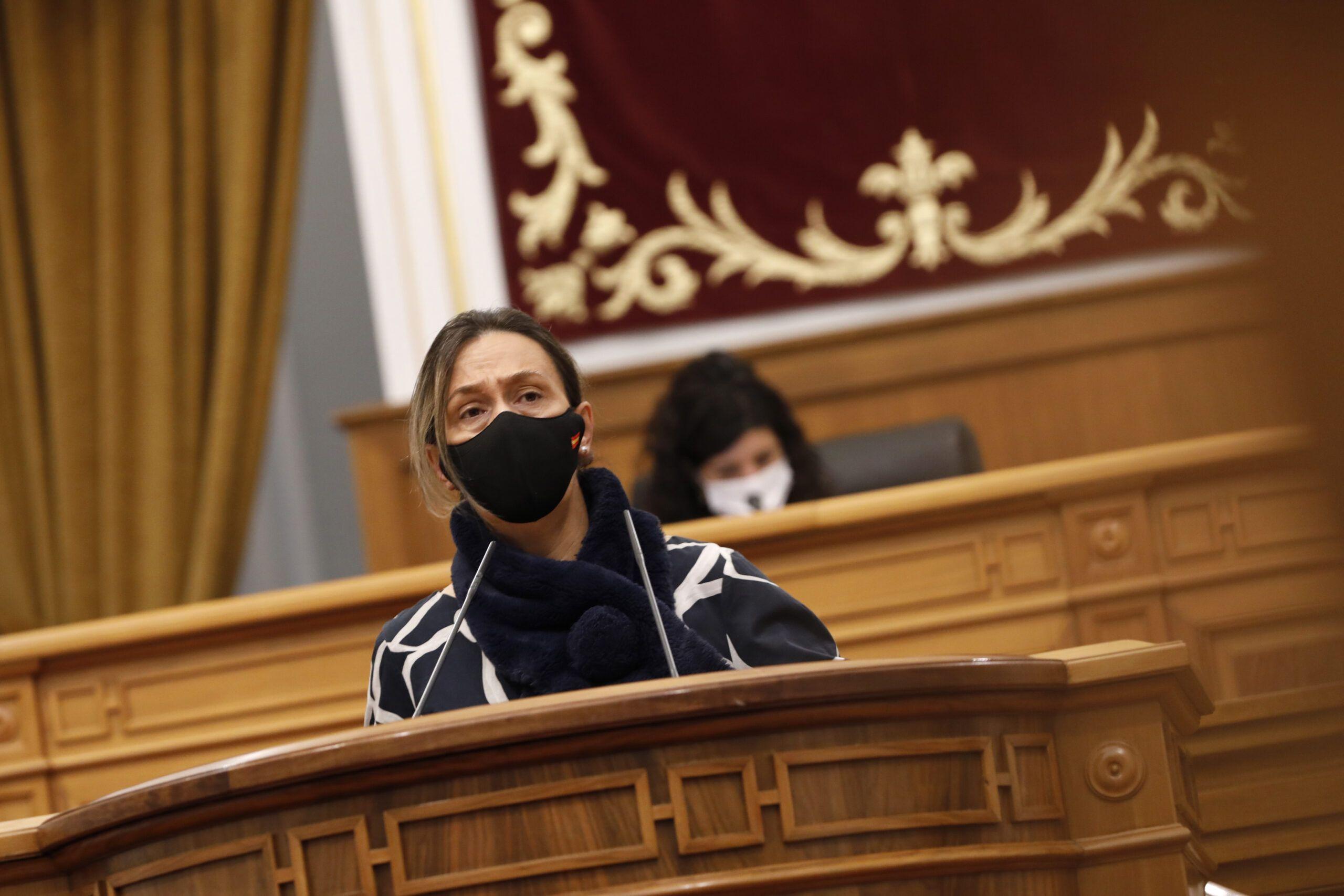 """Guarinos asegura que el PP-CLM defiende una Ley para prevenir la ocupación ilegal de viviendas que sea """"garantista y proteja al propietario, no al ocupa"""""""