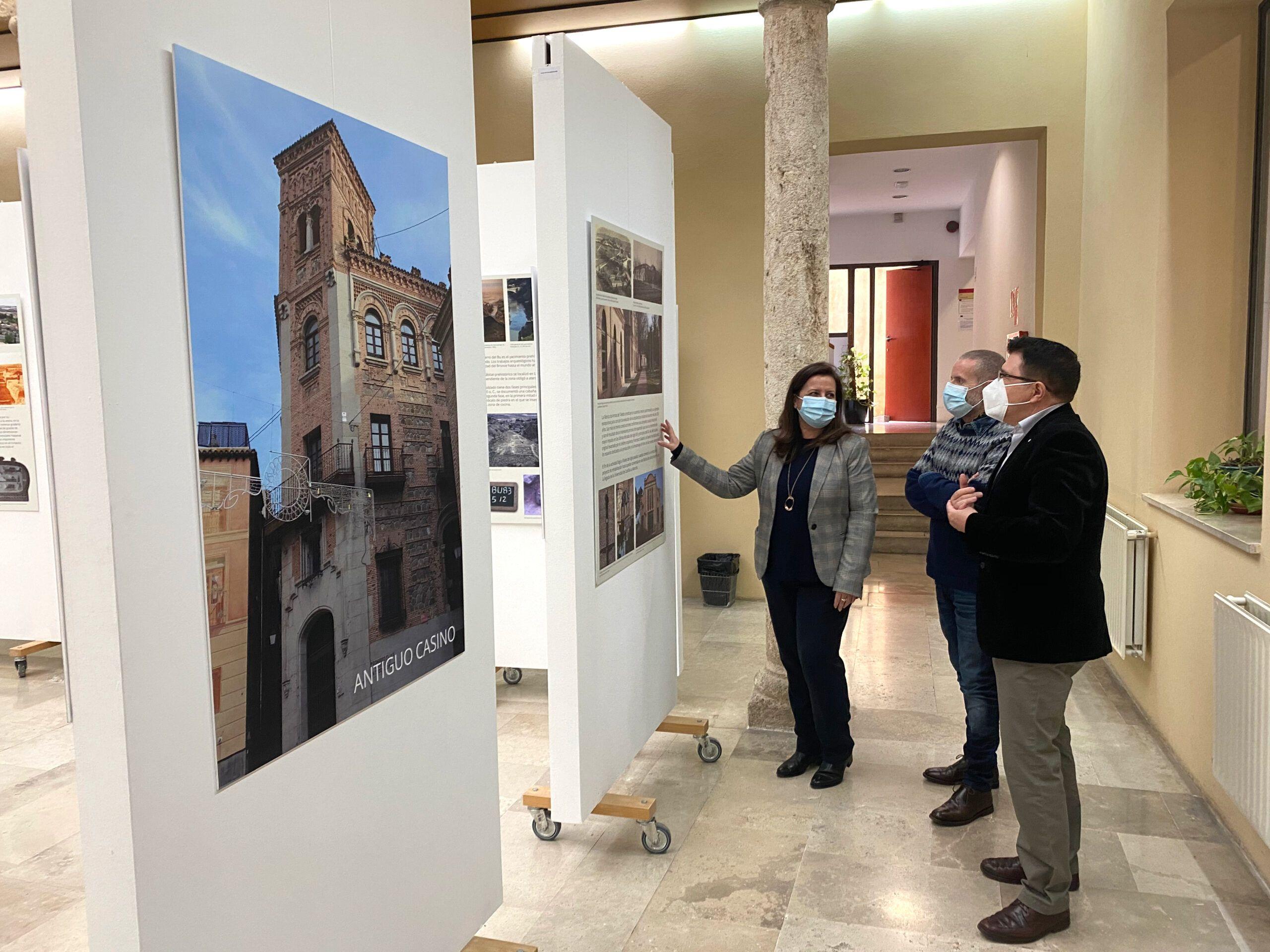 'El patrimonio invisible de Toledo', nueva exposición de la Facultad de Humanidades con el apoyo del Ayuntamiento
