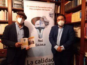 Grupo Red Quijote, CLMpress y Editorial Ledoria unen sus caminos para formar el mayor grupo editorial de Castilla-La Mancha