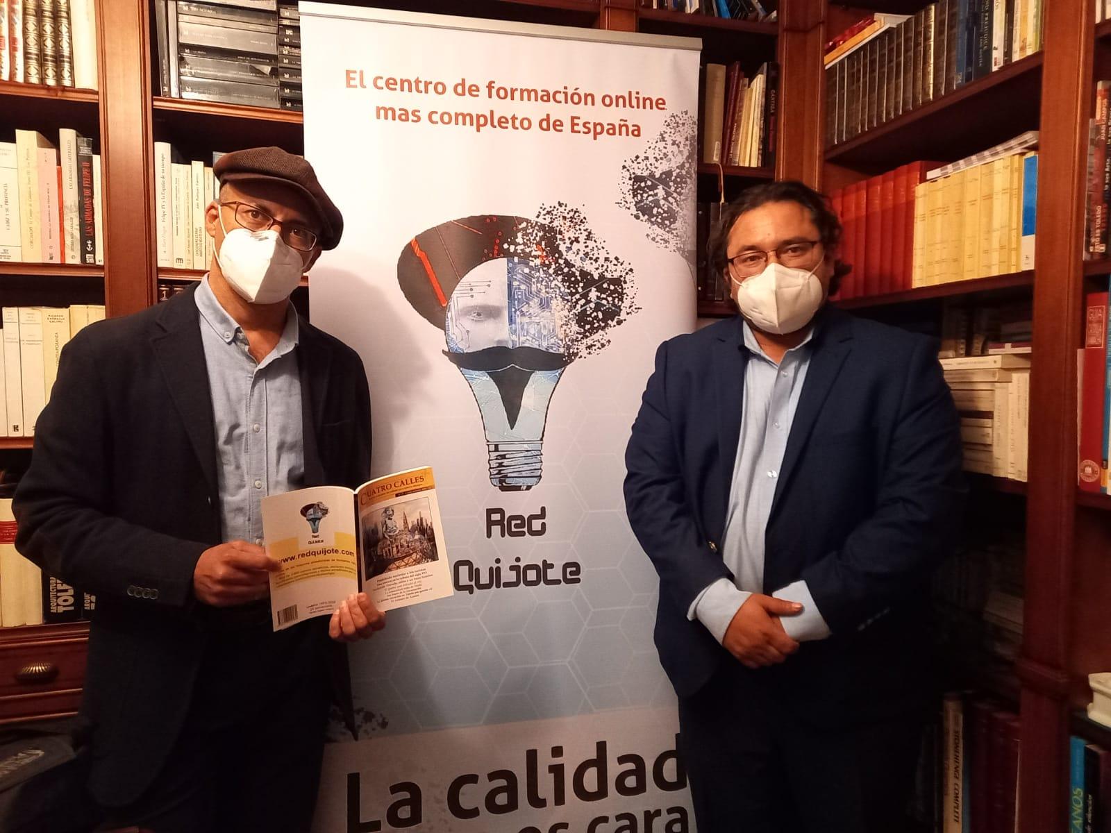Grupo Red Quijote, CLMpress y Editorial Ledoria unen sus caminos para formar el mayor grupo cultural de Castilla-La Mancha