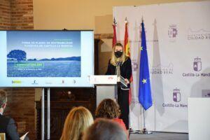Merino firma el convenio que da luz verde a la llegada del Plan de Sostenibilidad Turística para Sigüenzapor valor de 1,4 millones de euros