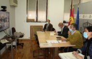 LaSubdelegación reúne la Comisión Provincial de Coordinación sobre Vialidad Invernal ante Nevadas y otras situaciones meteorológicas extremas para la campaña 2020-20121