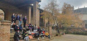 El Gobierno regional felicita al IES Sefarad por el segundo premio en el concurso '#Activehacking: Jugamos la calle en las ciudades y pueblos de Castilla-La Mancha'