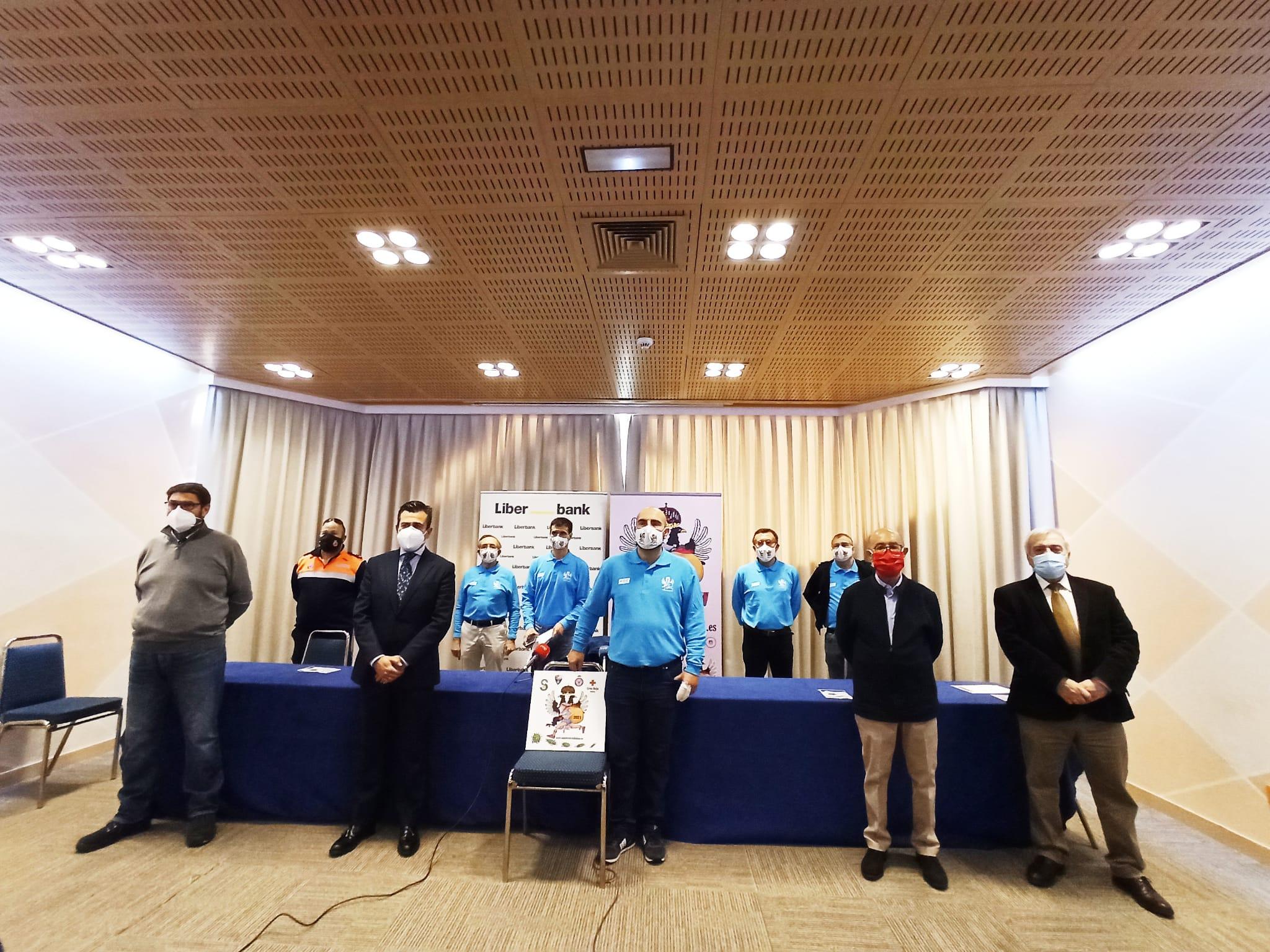 Un acto simbólico y sin público en la Puerta de Bisagra recordará la San Silvestre en un año marcado por la Covid-19