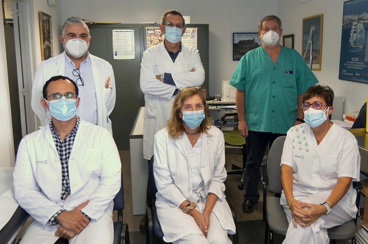Reumatólogos del Hospital de Guadalajara publican un estudio que demuestra la validez de la teleconsulta en su actividad y su idoneidad en la presente crisis sanitaria