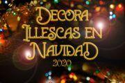 """Convocado el concurso """"Decora Illescas en Navidad"""" con diferentes categorías"""