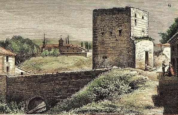 La leyenda de los amantes del Torreón del Alamín, detalle monumental de diciembre en las visitas turísticas a la ciudad