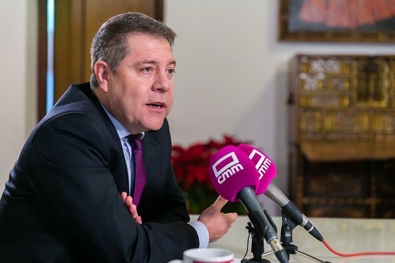 García-Page anuncia un segundo plan de ayudas al empresariado dotado con 65 millones de euros para afrontar las consecuencias del Covid