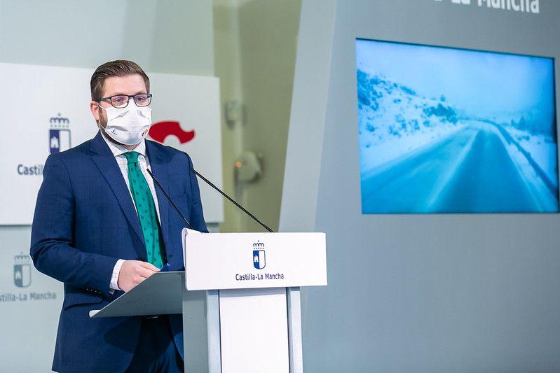 El 99,8% de los kilómetros de la Red regional de carreteras está abierta a la circulación y un 72% no sufre ningún tipo de restricción