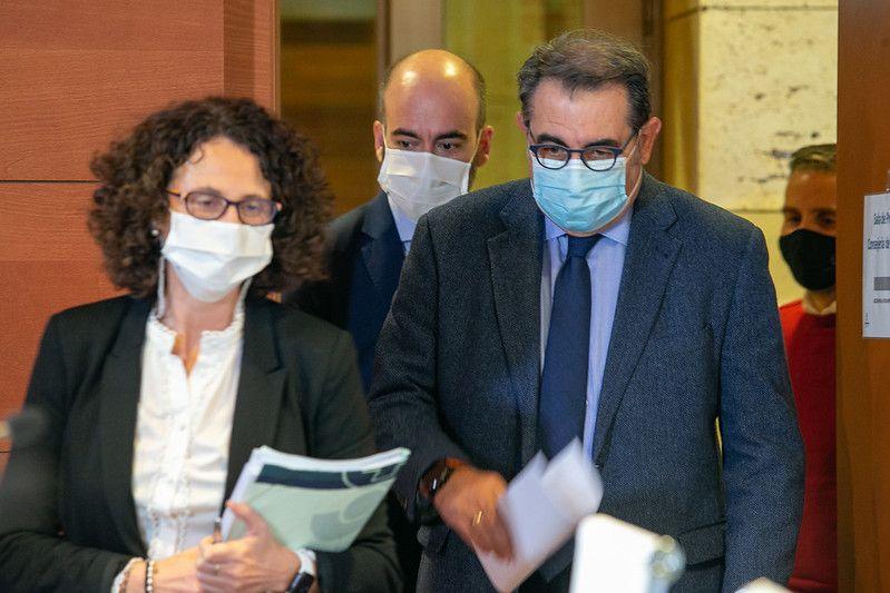 El porcentaje de utilización de la sexta dosis de la vacuna de Pfizer por parte de los equipos de vacunación de Castilla-La Mancha roza el 100%