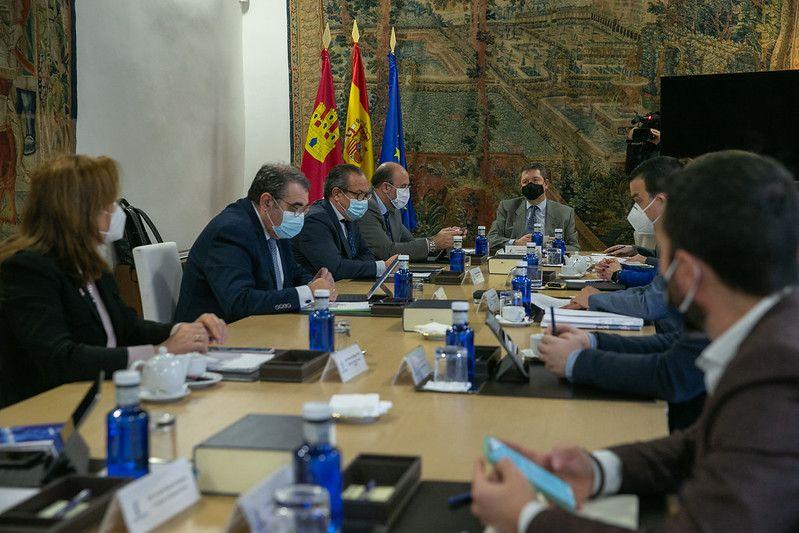 El Gobierno de Castilla-La Mancha prorroga otros diez días las medidas especiales nivel 3 avanzadas para frenar el avance del coronavirus